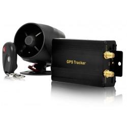 GPS Tracker Localizzatore satellitare per auto moto camper con Antifurto incorporato