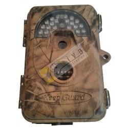 Hunting Cam Infrarossa DVR mimetica per cantieri o luoghi isolati