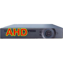 DVR AHD 8 video 2 audio, H.264, real time 720P, 960H
