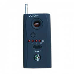 Rilevatore di cimici, GSM e telecamere nascoste
