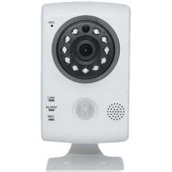 Telecamera IP WIFI 90 gradi 11 Led IR