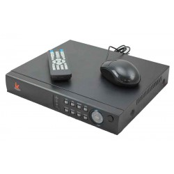 DVR AHD 4 video 1 audio, Tribrido CLOUD P2P 1080N 720P
