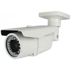 Telecamera Bullet AHD 1280x720 pixel 720P 960H Varifocal 2.8-12mm 72 led infrarossi