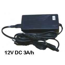 Alimentatore switch 12 Volt DC 3A.