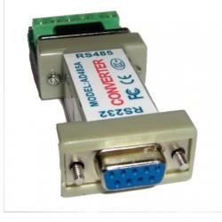 CONVERTITORE RS232 - RS485 PER TELECAMERE PTZ
