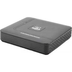 AHD DVR 04 CANALI TRIBRIDO AHD + IP + ANALOGICO 720P, 1080N, HDMI