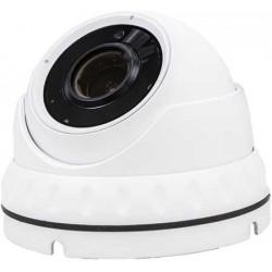 Dome 4 in 1, 2MPx 1080P, Ottica motorizzata 2.7~13.5mm, Sony StarLight