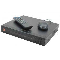 DVR TRIBRIDO AHD 8 video 4 audio, H.264