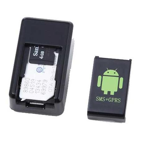 Cimice spia GPS, GPRS, SMS, Registrazione audio video, attivazione vocale, intercettazioni ambientali
