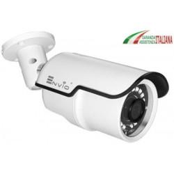 Telecamera Bullet 4in1 5MPx ottica fissa 18 SMD IR Led Sony Starvis
