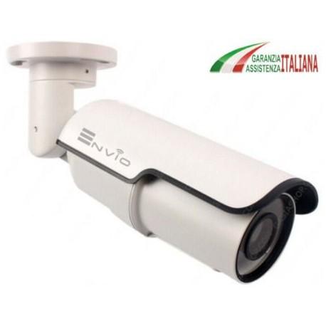 Telecamera Bullet 4in1, 5MPx, ottica varifocale 2.8~12mm, 42 THT IR Led, Sony Starvis