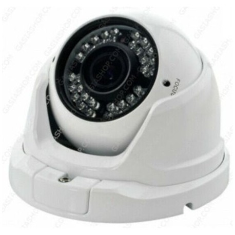 Telecamera Dome IP 2MPx POE 24 led Sony Starvis IP66 1080P Metallo