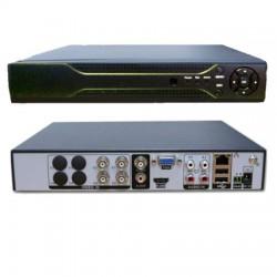 S-DVR 4 ch. FULL D1 H.264