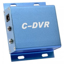 Mini DVR 1 ch. audio e video