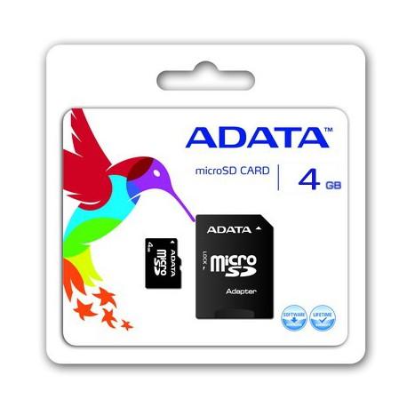 MICRO SD CARD 4 GB