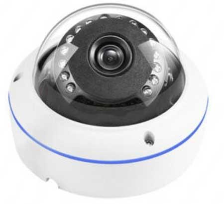 Telecamera Dome ottica fissa Sony Starvis IMX326 5MPx 2592x1944 OSD MENU 4in1 5MPx IP66