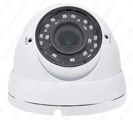 Telecamera Dome ottica varifocal Sony Starvis IMX326 5MPx 4in1 5MPx IP66