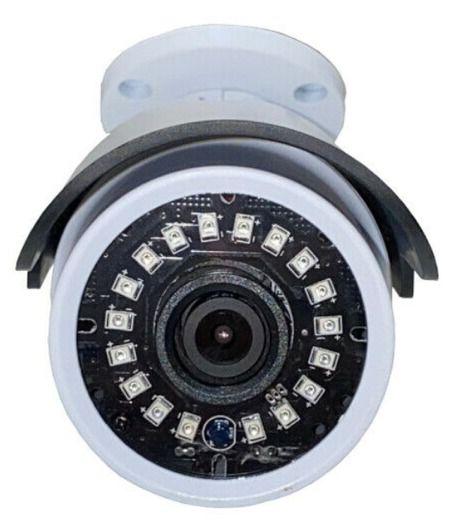 Telecamera Bullet ottica fissa Sony Starvis IMX326 5MPx 2592x1944 OSD MENU 4in1 5MPx IP66