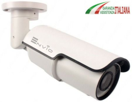 Telecamera Bullet ottica varifocale Sony Starvis IMX326 5MPx 2592x1944 OSD MENU 4in1 5MPx IP66